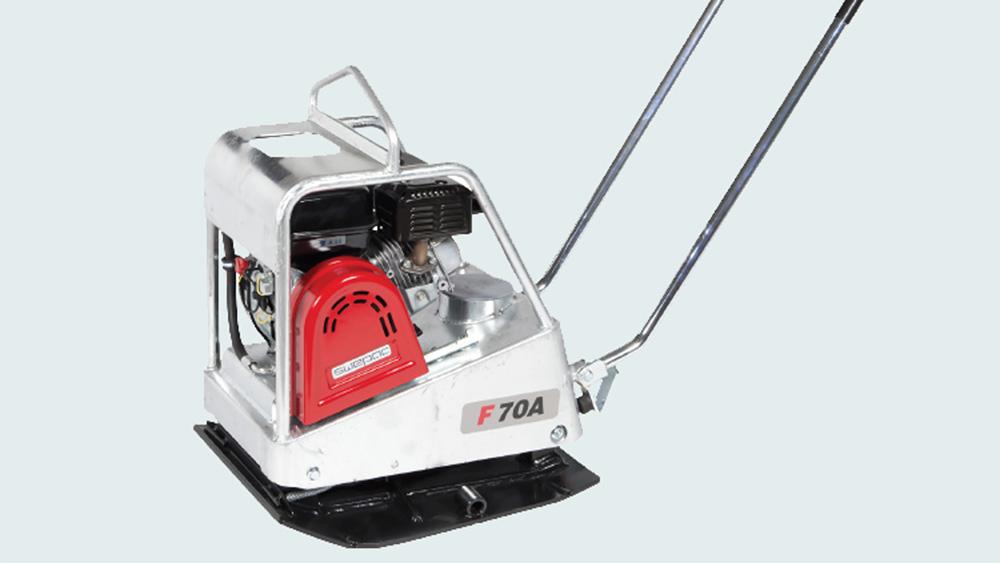 Markvibrator (padda) Swepac